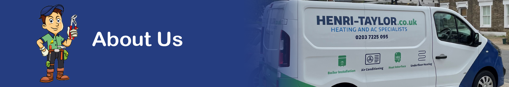 Henri-Taylor Heating Services Bexley
